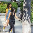 Selena Gomez – Leaving Sheraton hotel in Los Angeles