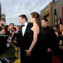 Brad Pitt and Angelina Jolie - The 81st Annual Academy Awards - Arrivals, Hollywood, February 22 2009