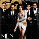 Ajay Devgn, Deepika Padukone, Anurag Kashyap, Rahul Dravid - GQ Magazine Pictorial [India] (October 2012)