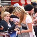 "Laura Whitmore - ""4, 3, 2, 1"" World Premiere In London, 25 May 2010"