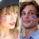 Taylor Swift and Matthew Gray Gubler