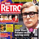 Michael Caine - Yours Retro Magazine Cover [United Kingdom] (July 2020)