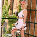 Michelle Marsh - Onlytease Tennis Kit Set