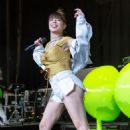 Charli XCX – Performs at the Summerfest Music Festival in Milwaukee - 454 x 681