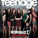 Anna Kendrick - Teenage Magazine Cover [Singapore] (May 2015)