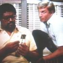 Rosie Grier& Ken Howard On The White Shadow