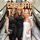 Ashley Greene Charlotte Tilburys Makeup Revolution Launch In Canada