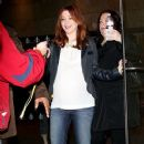 Alyson Hannigan: leaves Sirius Radio in New York City