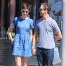 Anne Hathaway  in West Hollywood, CA on August 28th, 2012