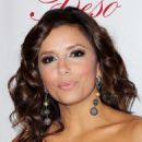 Eva Longoria Parker Hosts Tony Parker's Birthday Party At Eve Nightclub On May 29, 2010 In Las Vegas, Nevada