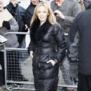 Kylie Minogue - the BBC studios in London, 24.11.10