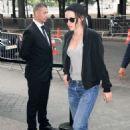 Kristen Stewart Chanel Fashion Show In Paris