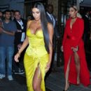 Kim Kardashian out for dinner at Chinese Tuxedo in NY - 454 x 690