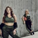 Ashley Graham and Jordyn Woods Ready for the Game - 454 x 303