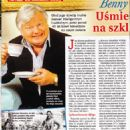 Benny Hill - Retro Magazine Pictorial [Poland] (August 2019)