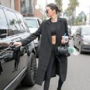Kendall Jenner out in Beverly