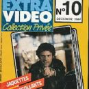 Daniel Auteuil - Extra Video Magazine Cover [France] (December 1984)