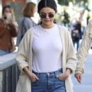 Selena Gomez in Jeans – Out in Los Angeles