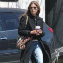 Selma Blair – Grabbing a cup of coffee in Los Angeles