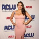 Eva Longoria – ACLU Bill of Rights Dinner in Beverly Hills - 454 x 670