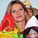 Gisele Bundchen: Ambassadar Adorable In NYC