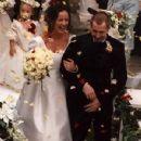 Donya Fiorentino & Gary Oldman Wedding - 350 x 553
