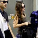 Megan Fox & Brian Austin Green: Hello Rio de Janiero