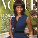 Michelle Obama Vogue US April 2013 - 454 x 617