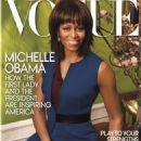 Michelle Obama Vogue US April 2013