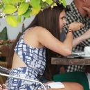 Nina Dobrev Goes Shopping And Gets Some Lunch In West Hollywood - 365 x 368