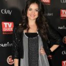 Lucy Hale - TV Guide Magazine's 'Hot List 2010' party at Drai's Hollywood on November 8, 2010 in Hollywood, California