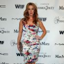 Poppy Montgomery - 3 Annual Women In Film Pre-Oscar Party At A Private Residence In Bel Air On March 4, 2010 In Los Angeles, California
