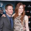 Chloe Dykstra and Chris Hardwick - 401 x 621