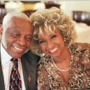 Celia Cruz and Pedro Knight