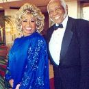 Celia Cruz and Pedro Knight - 195 x 307
