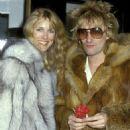 Rod Stewart, Alana Stewart - 454 x 606
