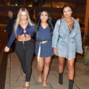 Sophie Kasaei, Holly Hagan and Abbie Holborn – Night out in Newcastle - 454 x 515