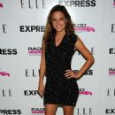 Josie Maran - Express Celebrates TXT L8TER Denim Campaign Launch Party At Nobu On July 29, 2009 In Los Angeles, California