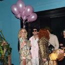 Poppy Delevingne – LAYLOW Halloween Party in London - 454 x 644