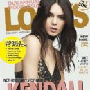 Kendall Jenner - LOOKS Magazine Cover [Indonesia] (November 2016)