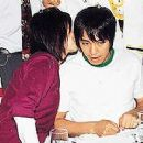 Hong Kong Universe Film party 2000-Zhao Wei and Stephen Chow - 280 x 240
