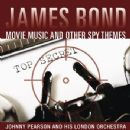 Johnny Pearson - James Bond & other spy themes