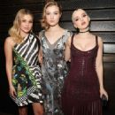 Skyler Samuels – Marie Claire's Image Maker Awards in West Hollywood 1/10/ 2017 - 454 x 700
