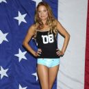 "Kristen Renton - ""Daytime For Obama"" Photo Shoot"