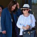 Ozzy & Sharon Osbourne Go Shopping