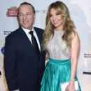 Thalia and Tommy Mottola- Global Lyme Alliance - Uniting for a Lyme-Free World Inaugural Gala