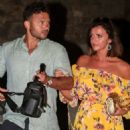 Lucy Mecklenburgh and Ryan Thomas – On Holiday in Mykonos - 454 x 629