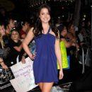 """Ashley Newbrough - """"Twilight"""" L.A. Premiere, 2008-11-17"""