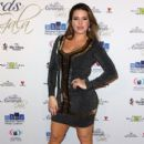 Alicia Machado – 20th Annual NHMC Impact Awards Gala - 400 x 600