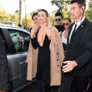 Miranda Kerr Louis Vuitton In Paris